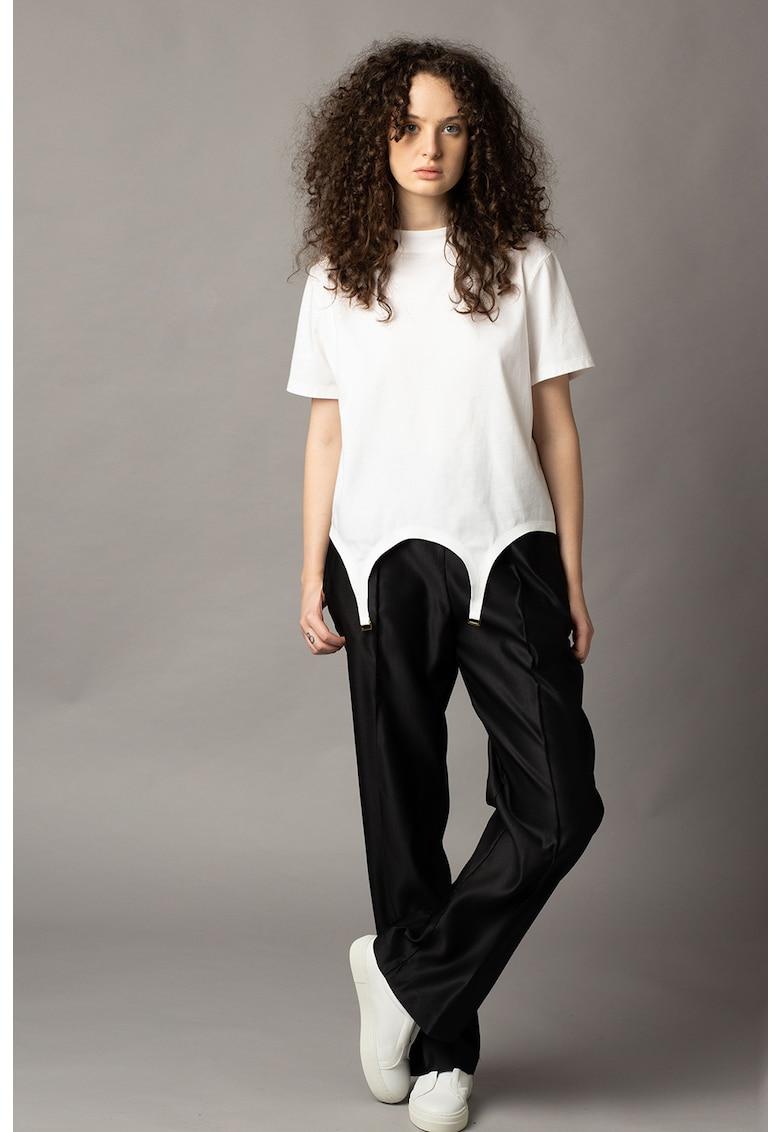 Pantaloni cu talie elastica imagine