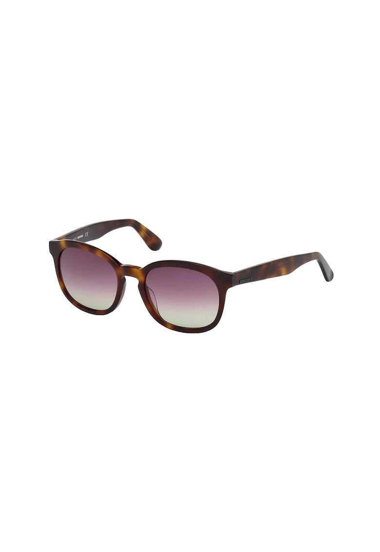 Ochelari de soare unisex cu lentile in degrade poza fashiondays