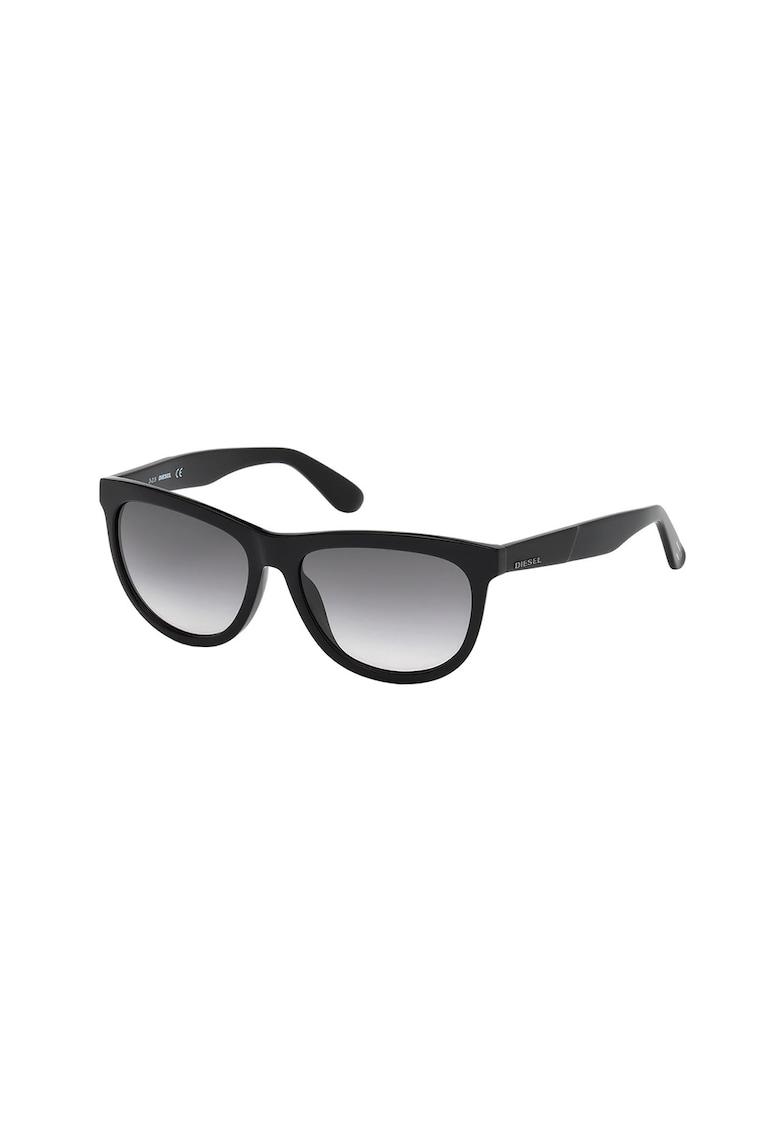 Ochelari de soare unisex cu lentile in degrade imagine fashiondays.ro Diesel