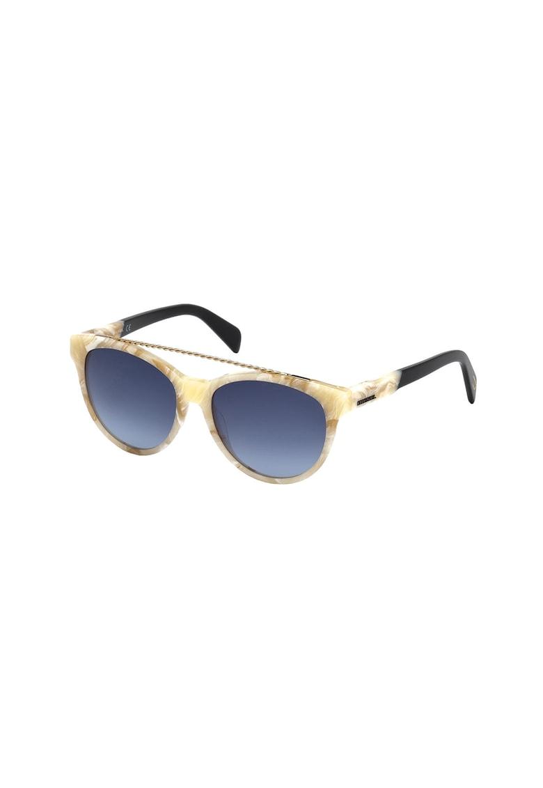 Ochelari de soare Top Bar imagine fashiondays.ro Diesel