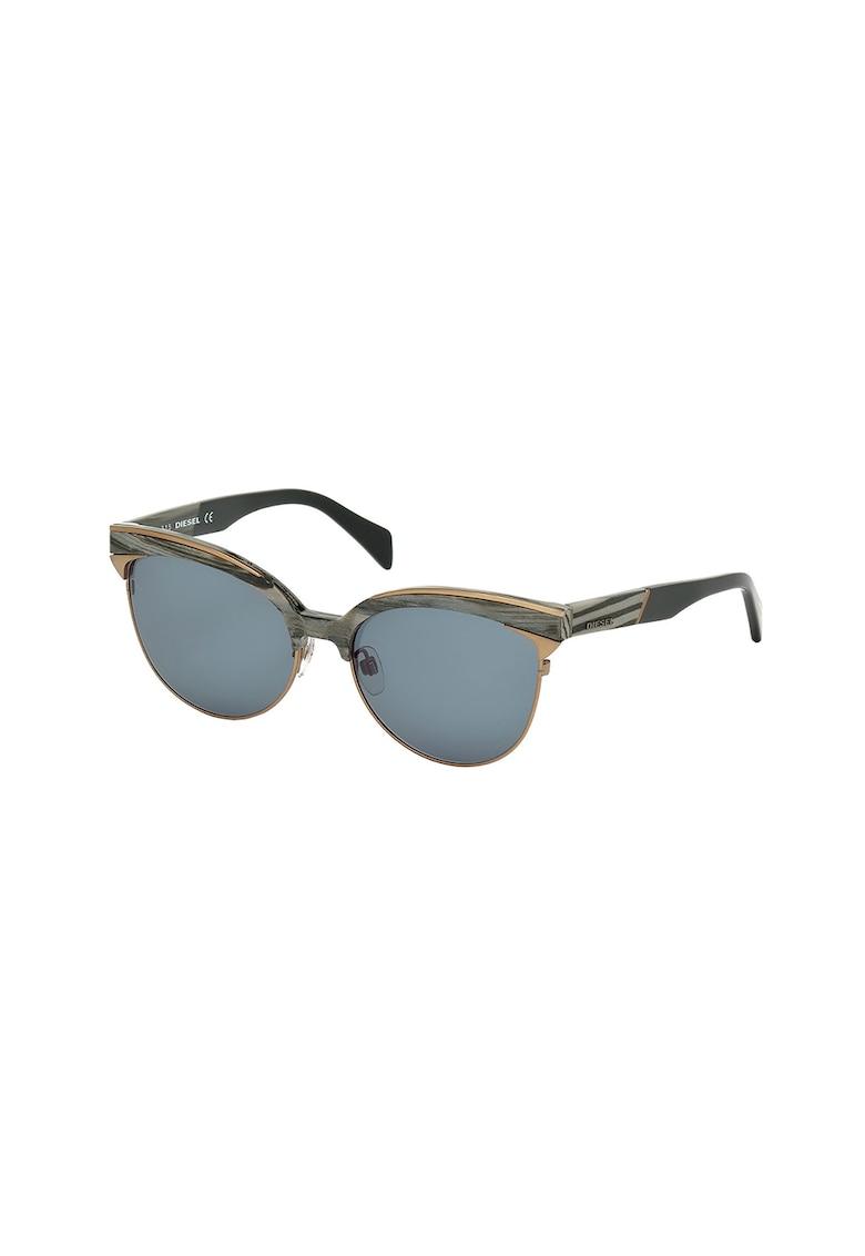 Ochelari de soare cat-eye Diesel fashiondays.ro