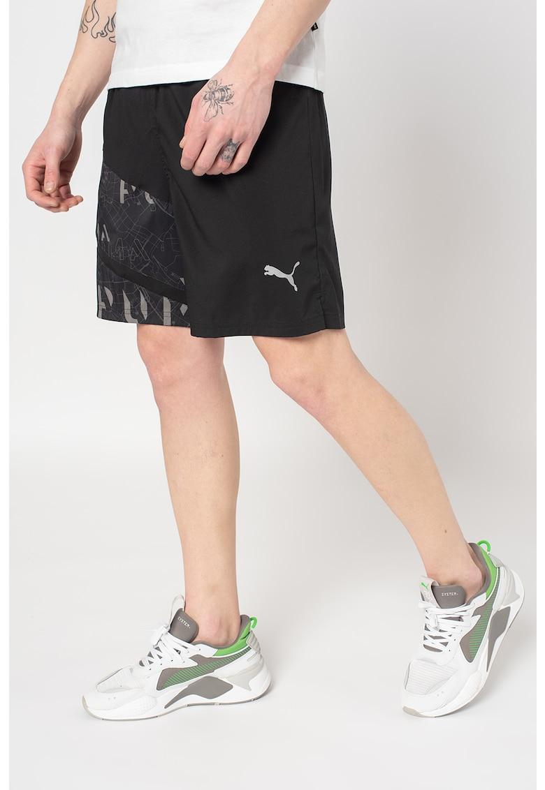 Pantaloni scurti pentru fitness si alergare Ignite 7 imagine fashiondays.ro 2021