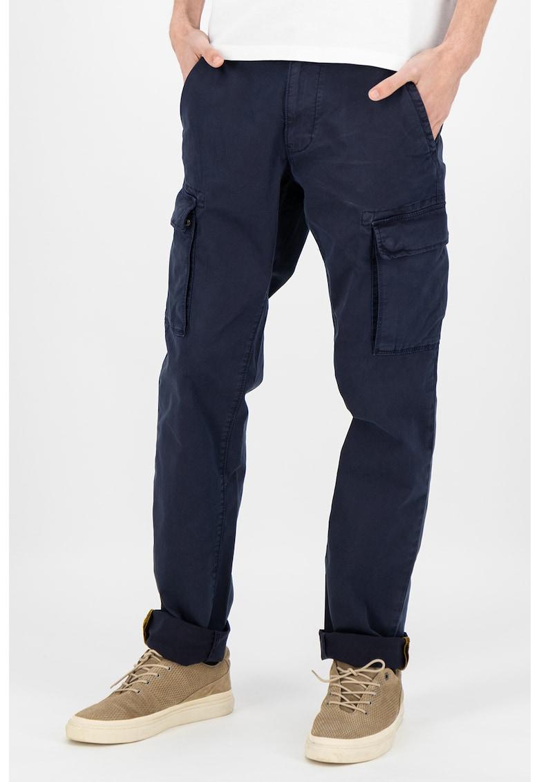 Pantaloni cargo regular fit