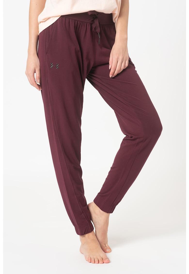Pantaloni de pijama lejeri - din amestec de modal Recovery