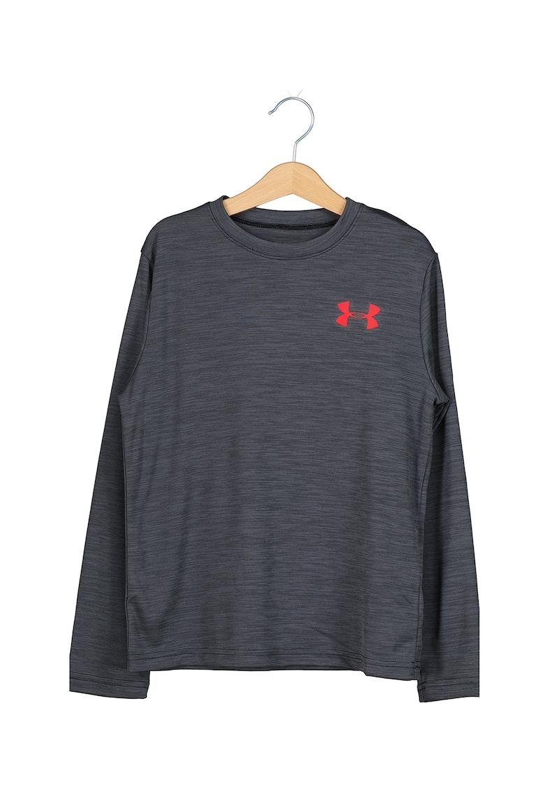 Bluza cu logo pentru fitness Velocity imagine fashiondays.ro Under Armour