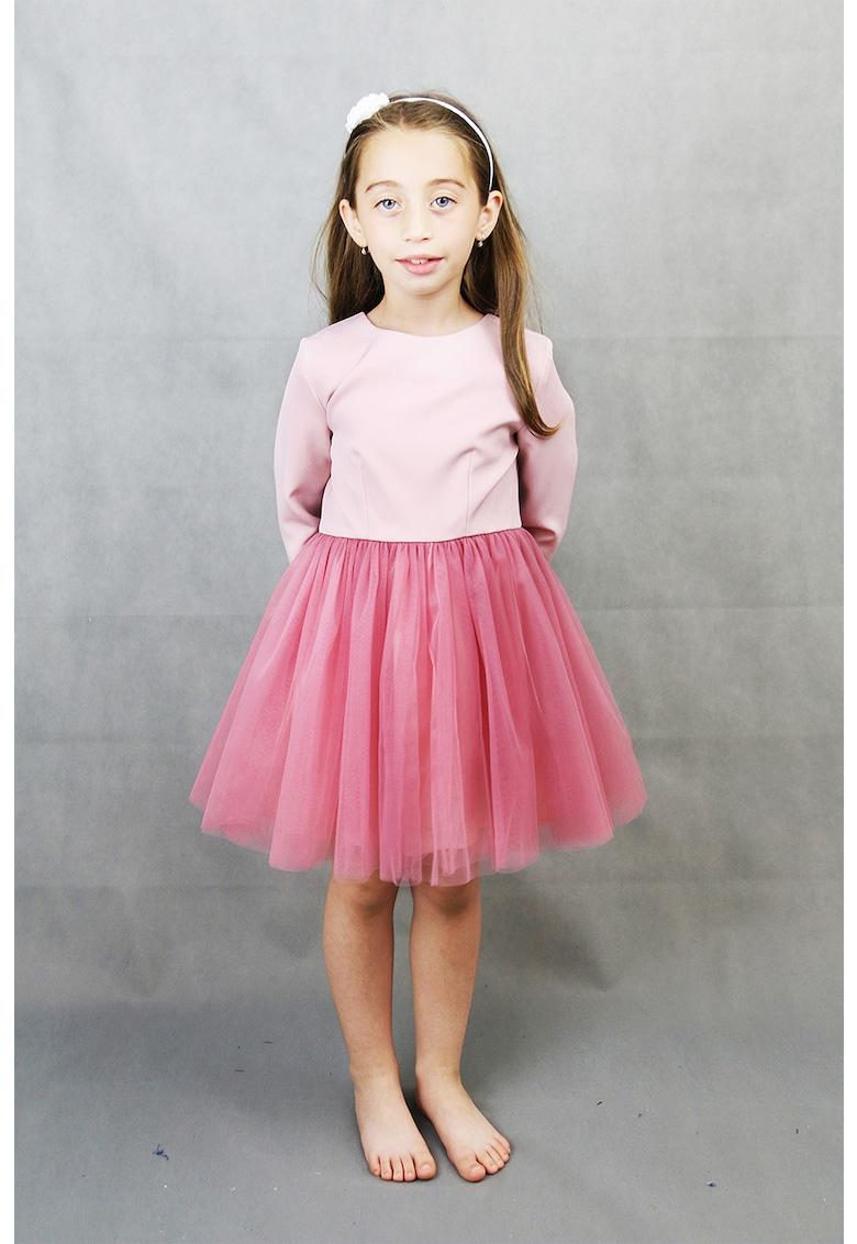 Rochie mini cu model 2-in-1