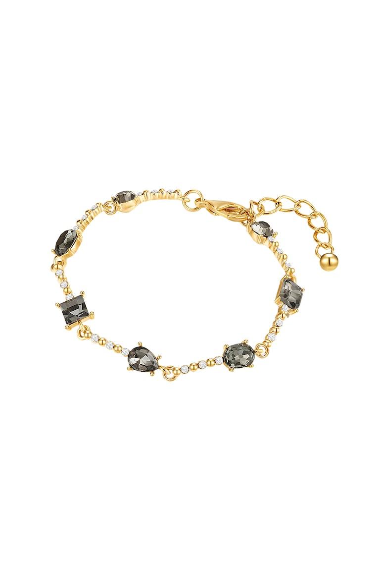 Bratara ajustabila cu cristale imagine fashiondays.ro Highstreet Jewels