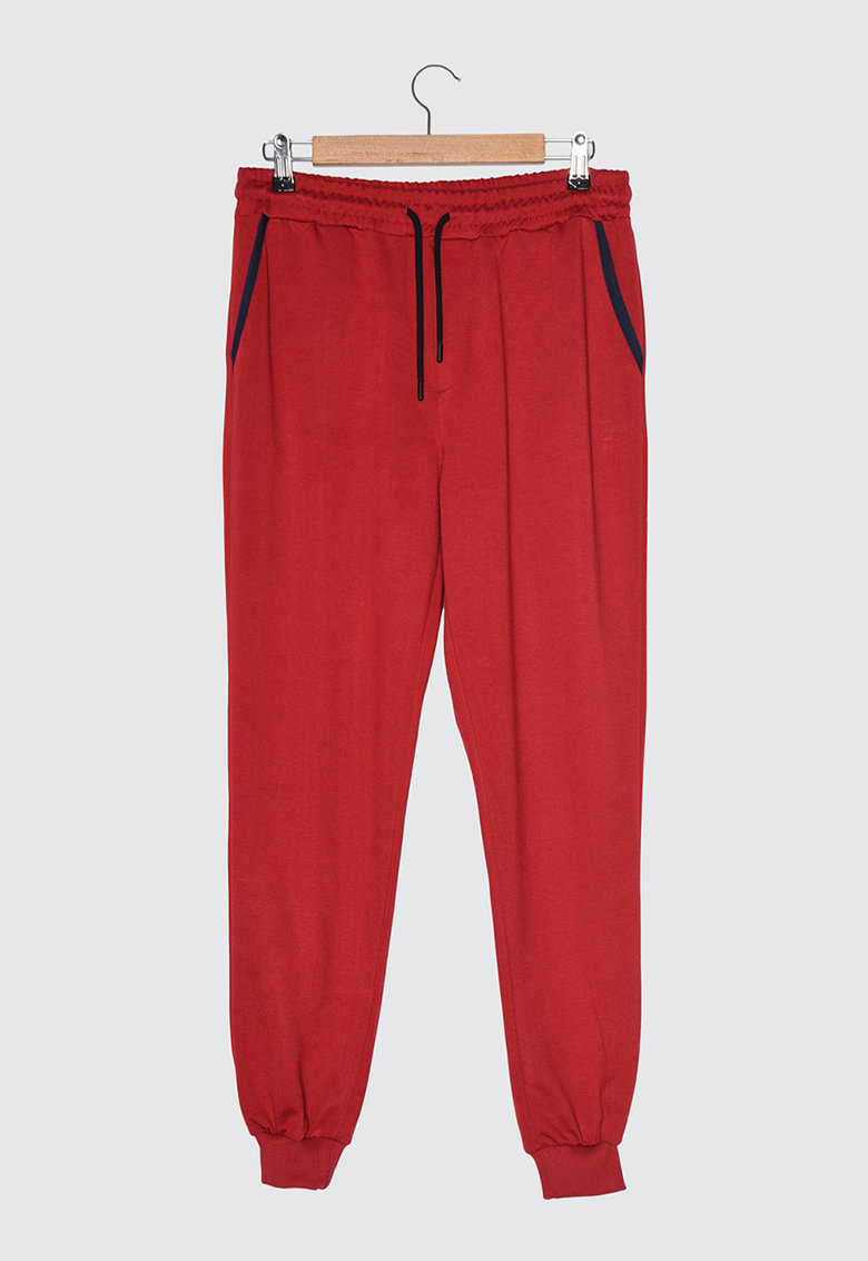 Trendyol Pantaloni sport cu snur pentru ajustare