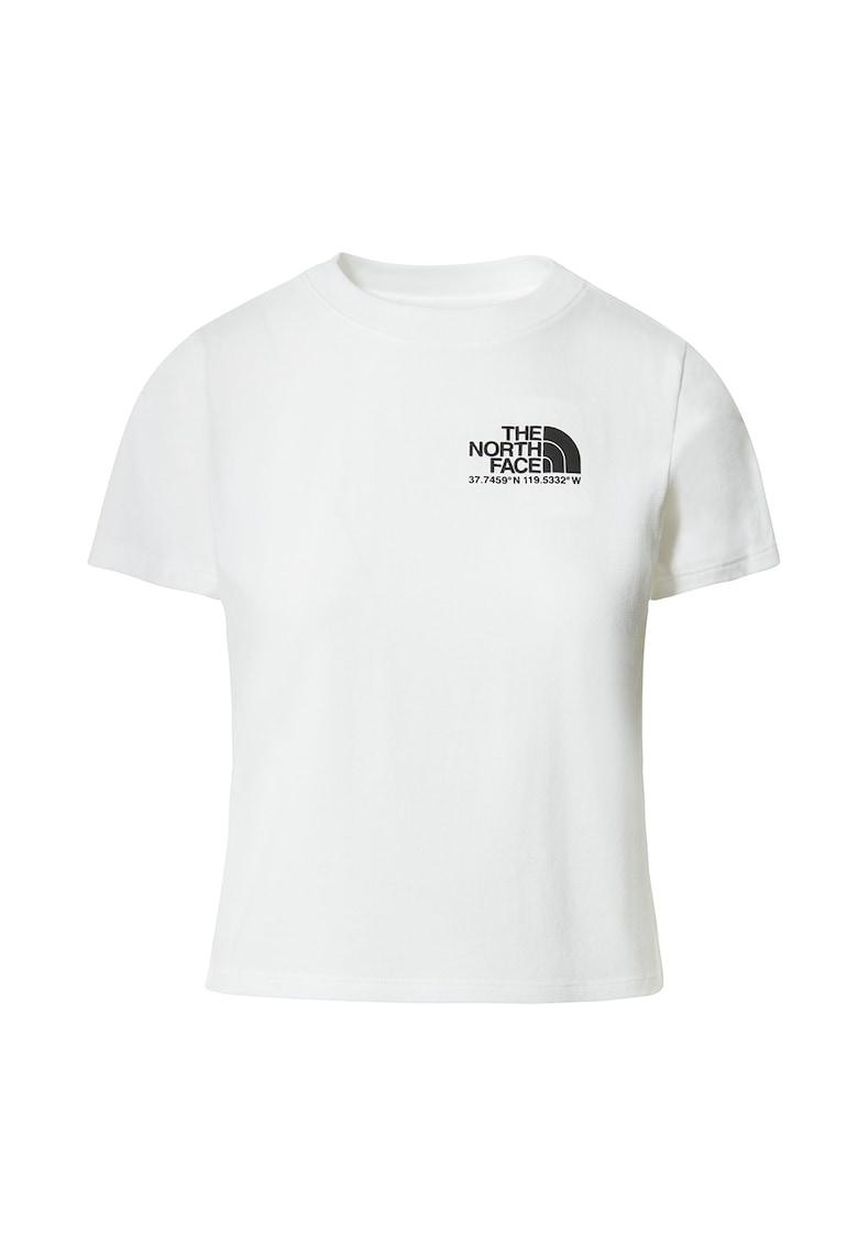 Tricou cu imprimeu logo Coordinates imagine