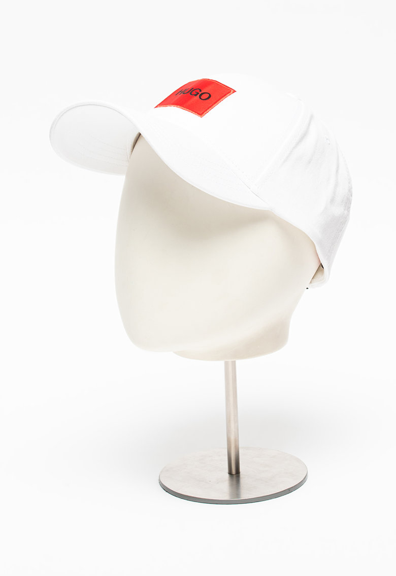 Sapca ajustabila cu logo brodat Men-X imagine fashiondays.ro 2021