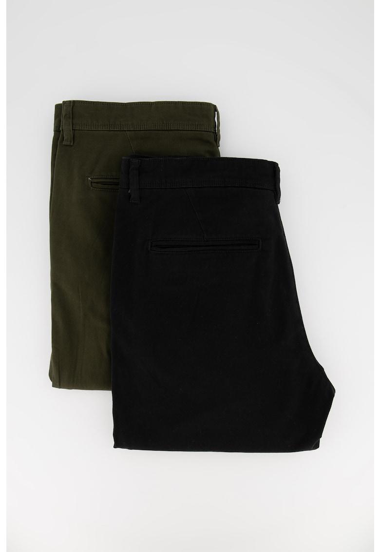 Set de pantaloni chino Marco - 2 piese