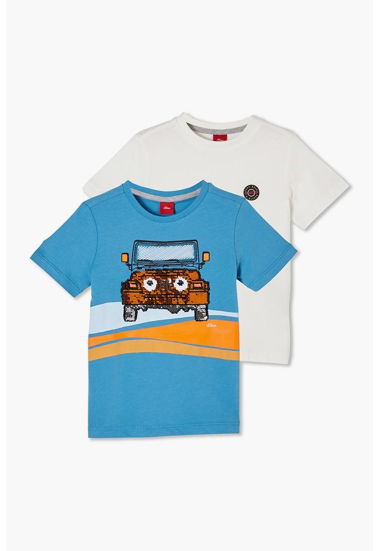 Set de tricouri - 2 piese fashiondays.ro