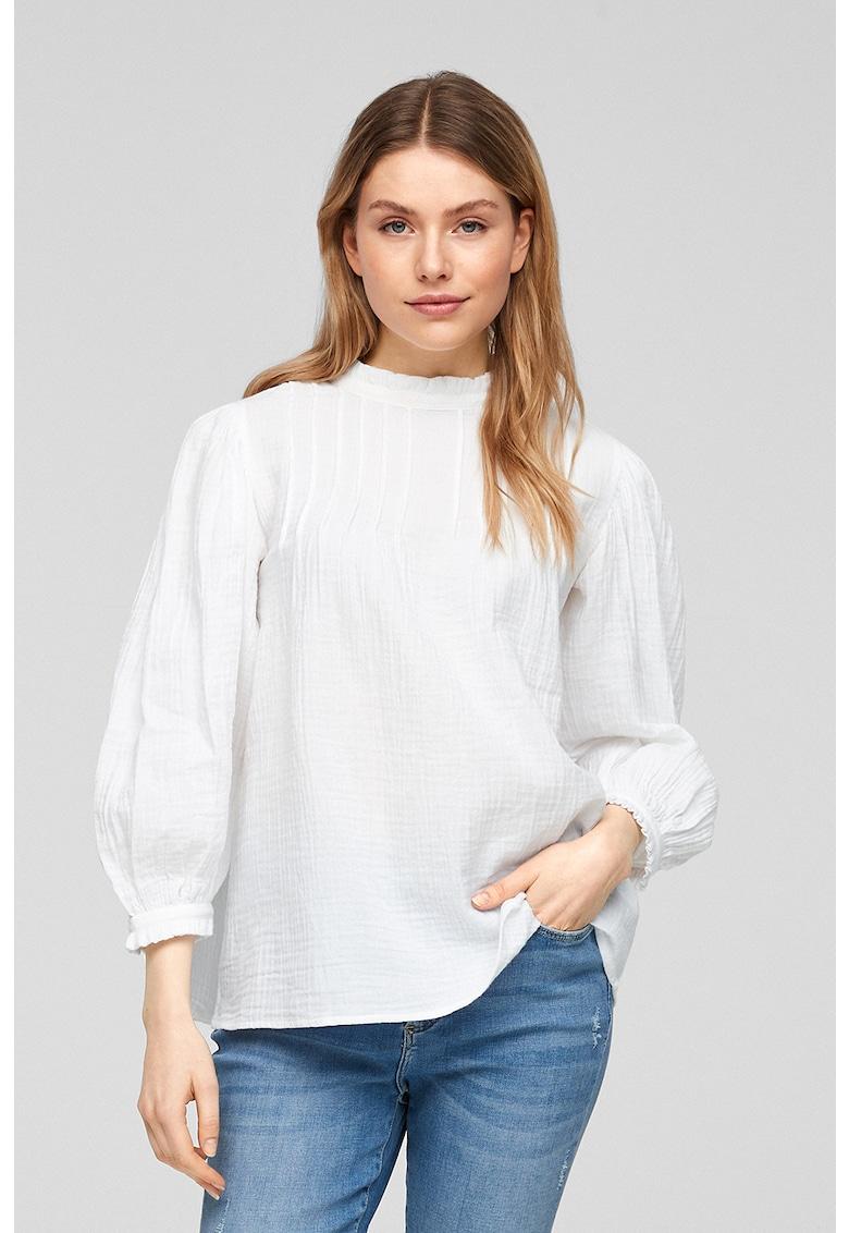 Bluza lejera cu maneci ample s.Oliver fashiondays.ro