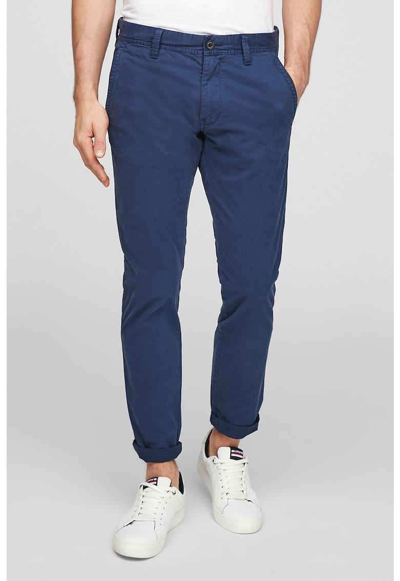 Pantaloni chino regular fit s.Oliver fashiondays.ro