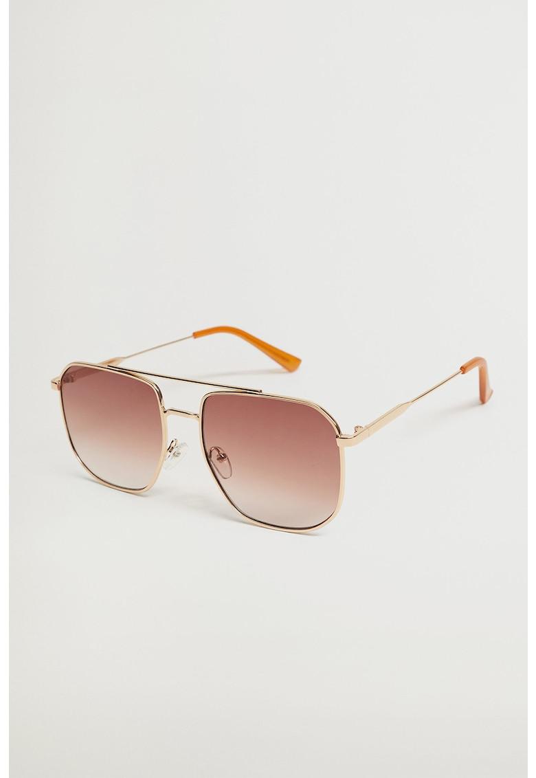 Ochelari de soare cu lentile in degrade Harriet Mango fashiondays.ro
