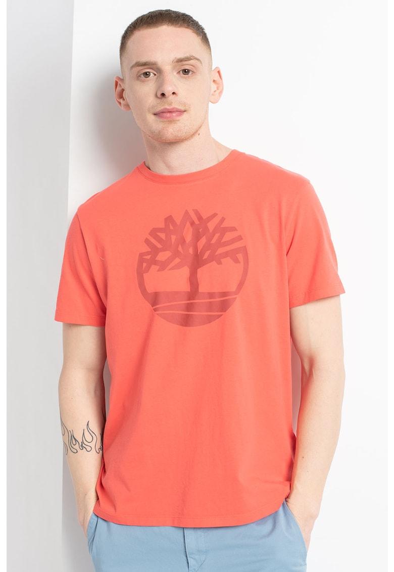 Tricou de bumbac organic Brand Tree Timberland fashiondays.ro
