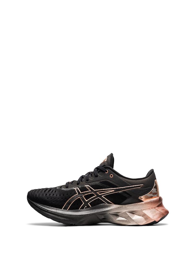 Pantofi din material respirabil pentru alergare Novablast Platinum