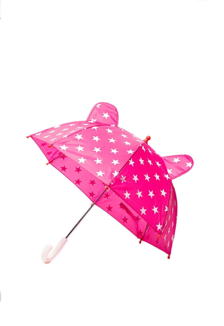 Umbrela pliabila cu model fashiondays.ro