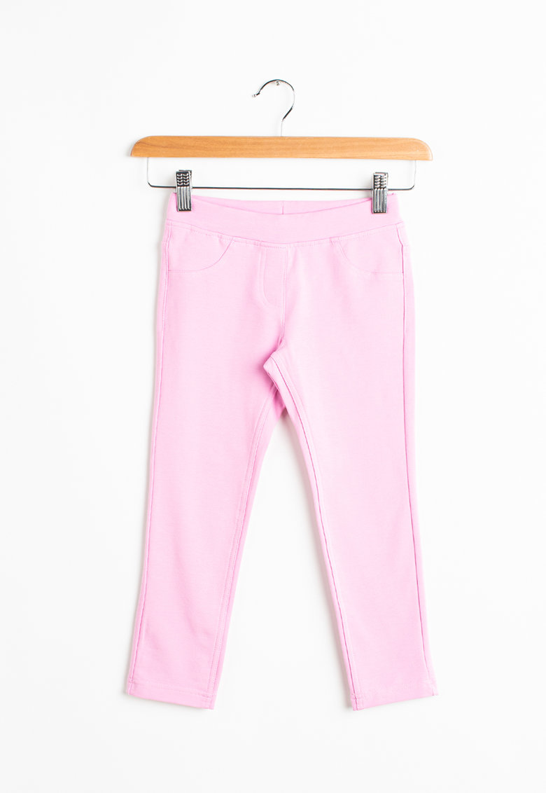 Pantaloni sport super skinny United Colors of Benetton fashiondays.ro