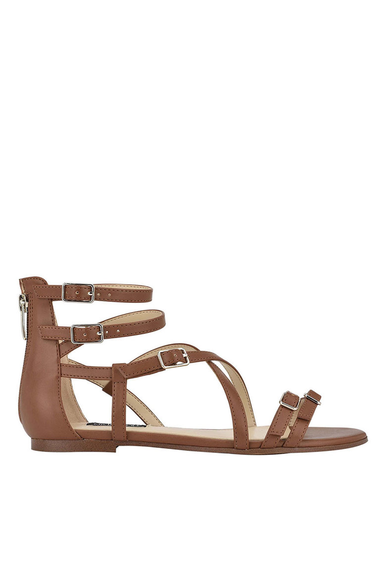Sandale cu barete multiple Lorna fashiondays.ro