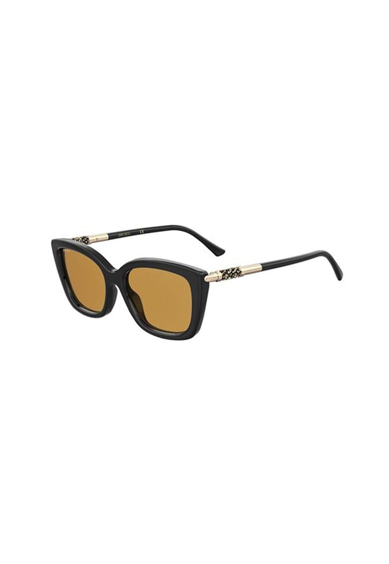 Ochelari de soare butterfly Adah imagine fashiondays.ro Jimmy Choo