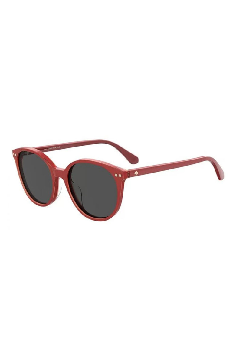 Ochelari de soare rotunzi cu lentile uni Jenson imagine fashiondays.ro KATE SPADE