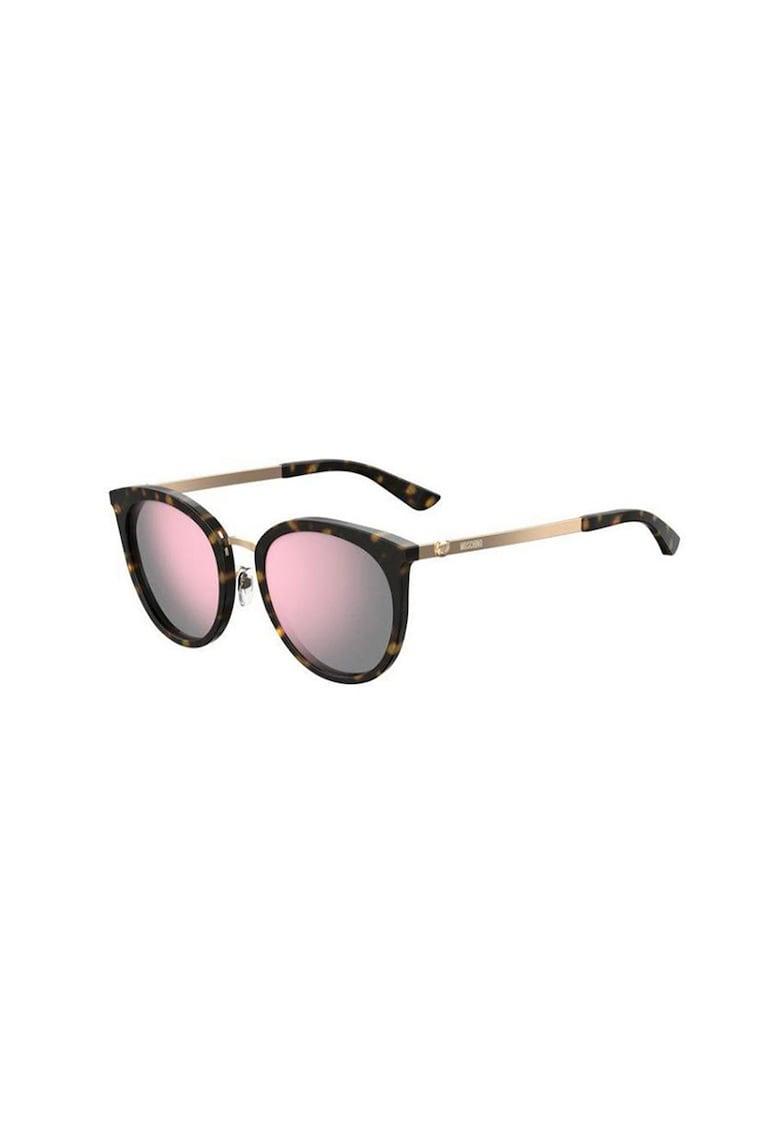 Ochelari de soare pantos cu lentile oglinda imagine fashiondays.ro 2021