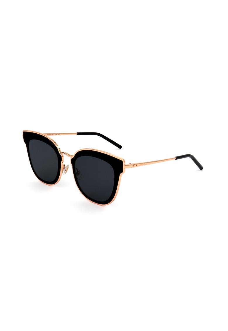 Ochelari de soare cat-eye imagine fashiondays.ro Jimmy Choo