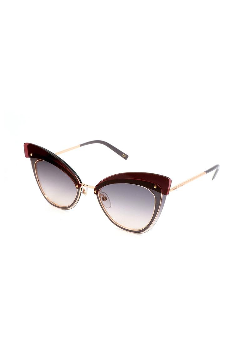 Ochelari de soare cat-eye cu detalii contrastante Marc Jacobs fashiondays.ro