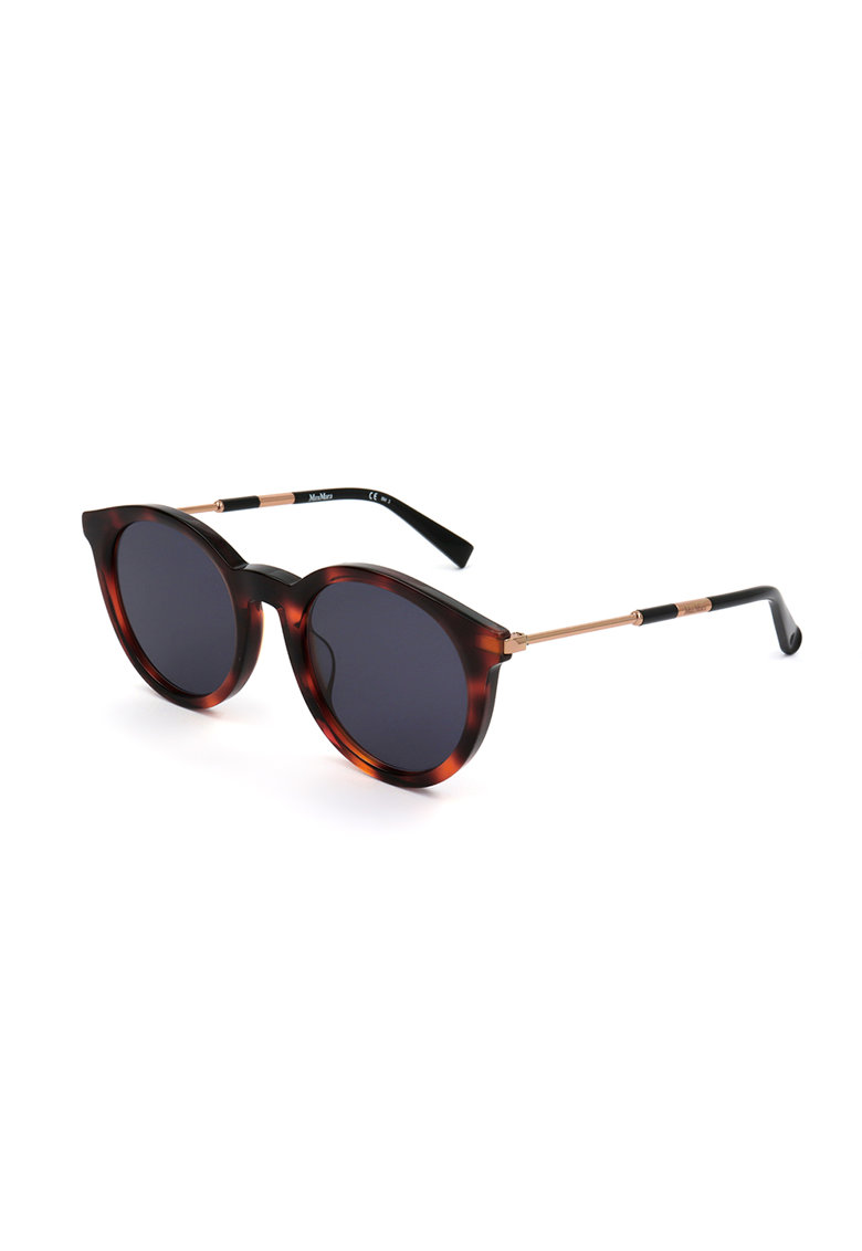 Ochelari de soare rotunzi cu lentile uni Wand imagine fashiondays.ro Max Mara