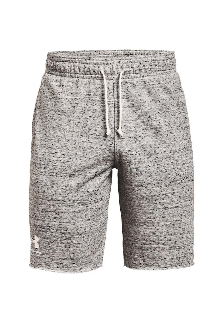 Pantaloni scurti cu snur - pentru antrenament Rival de la Under Armour