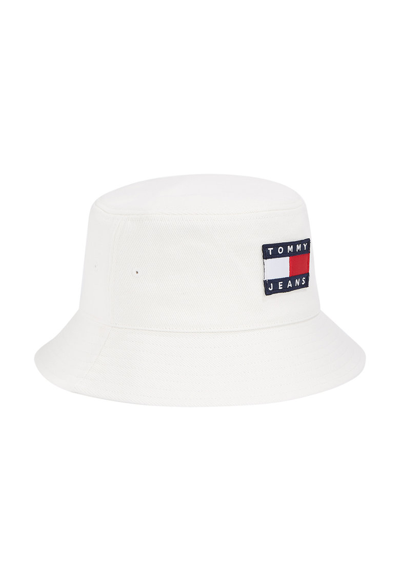 Palarie bucket cu aplicatie logo Heritage imagine fashiondays.ro 2021