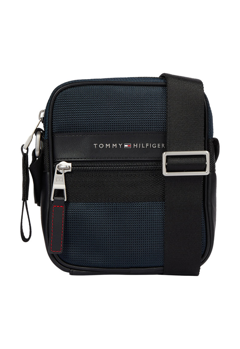 Tommy Jeans - Geanta crossbody din material textil Elevated