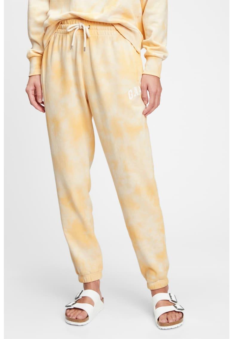 GAP Pantaloni sport cu snur de ajustare in talie
