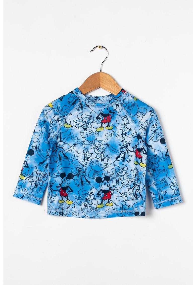Bluza de baie cu model Mickey Mouse - UPF 50 imagine fashiondays.ro GAP