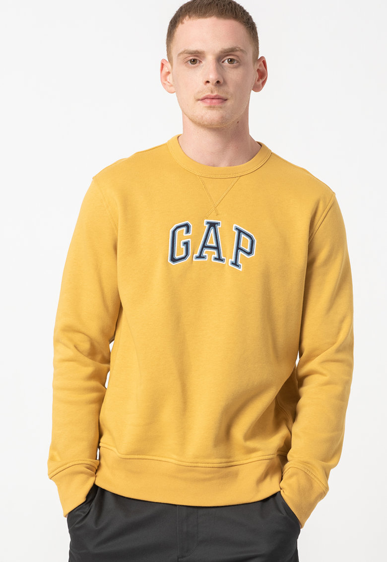 Bluza sport cu imprimeu logo de la GAP