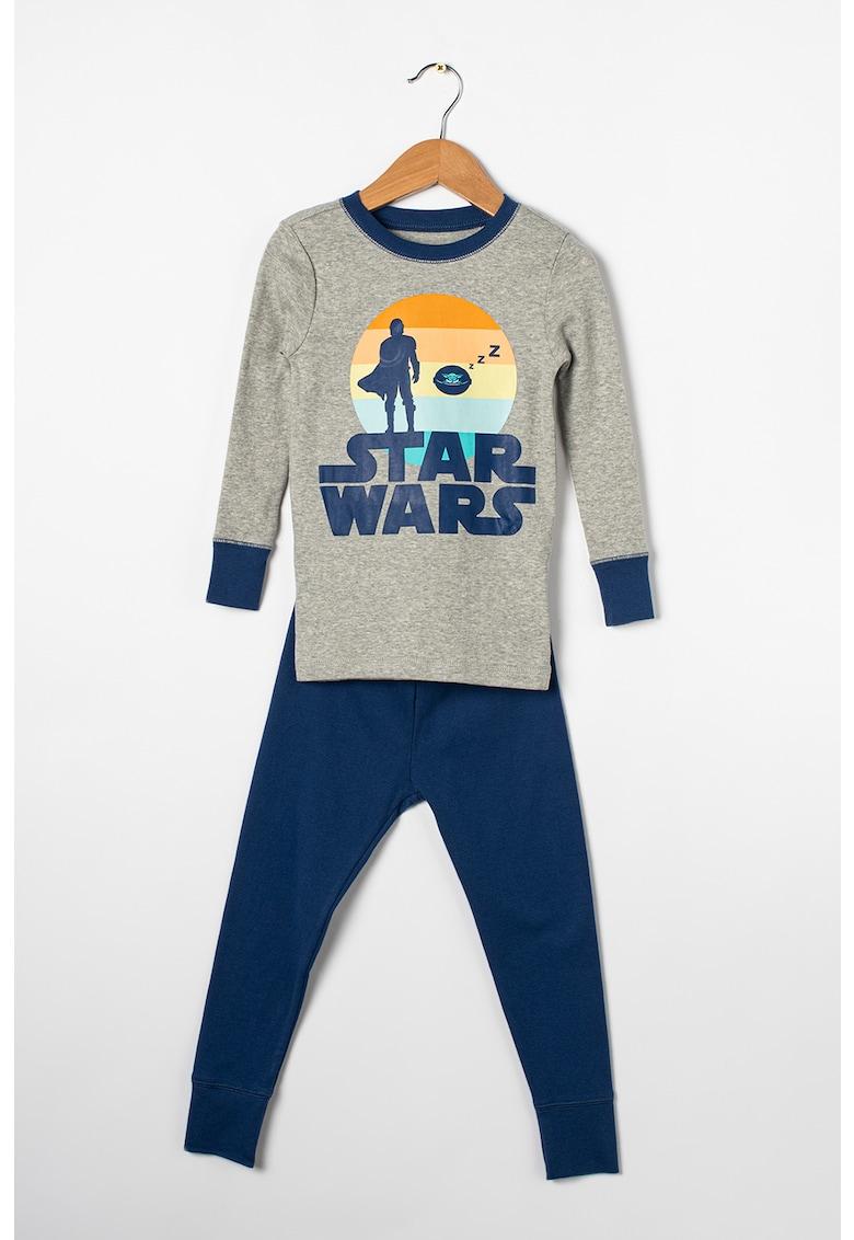 Pijama cu imprimeu Star Wars