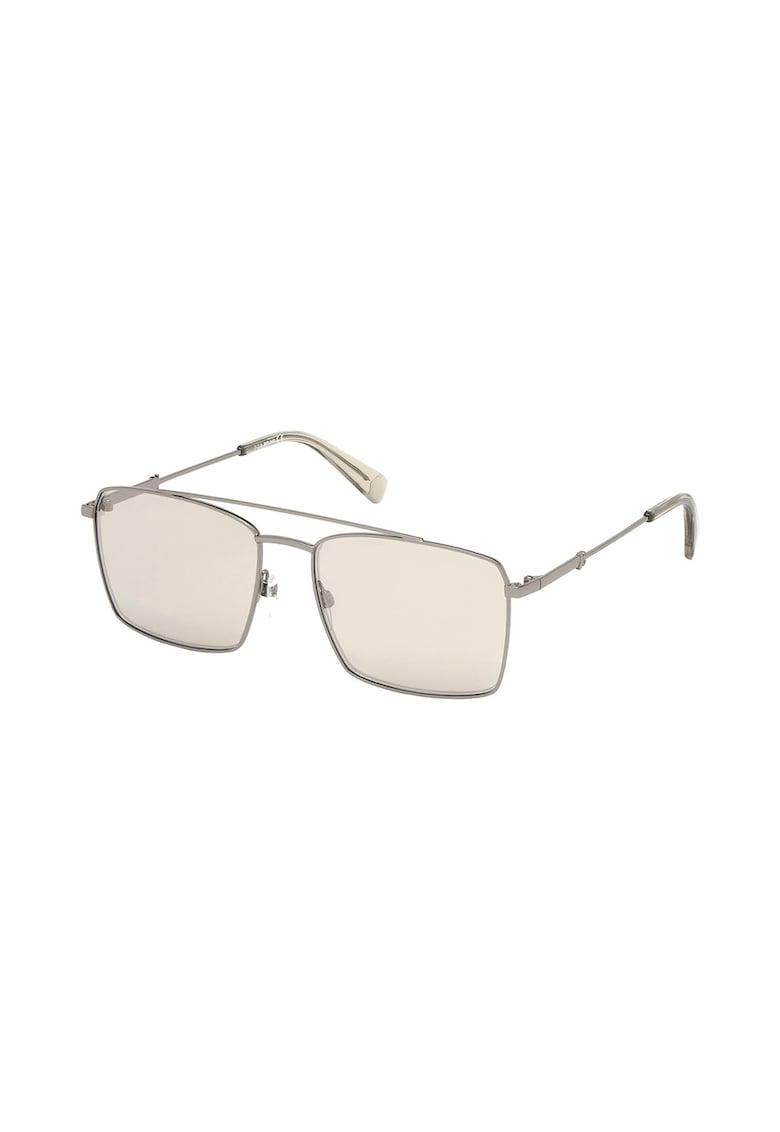 Ochelari de soare dreptunghiulari unisex imagine fashiondays.ro JUST CAVALLI
