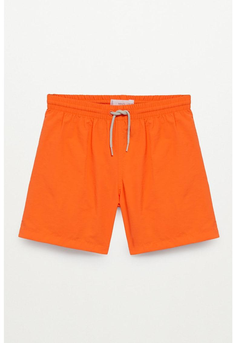 Pantaloni scurti de baie cu uscare rapida Luis imagine fashiondays.ro 2021