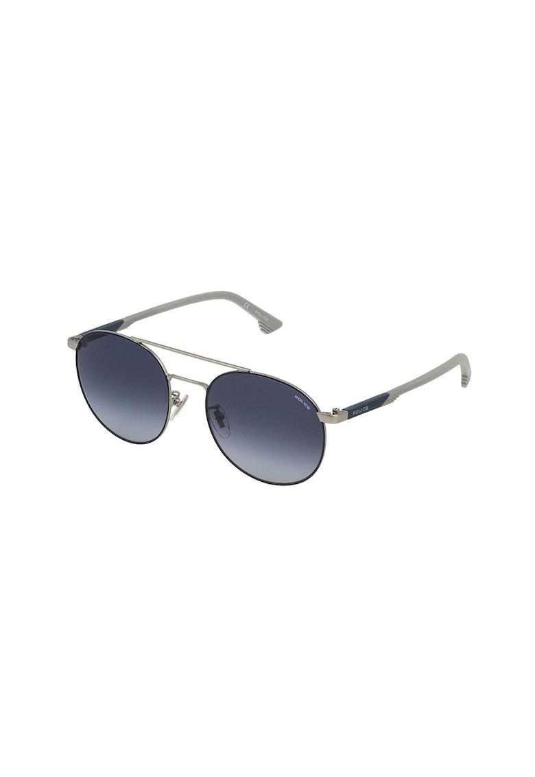 Ochelari de soare aviator cu lentile in degrade imagine fashiondays.ro Police