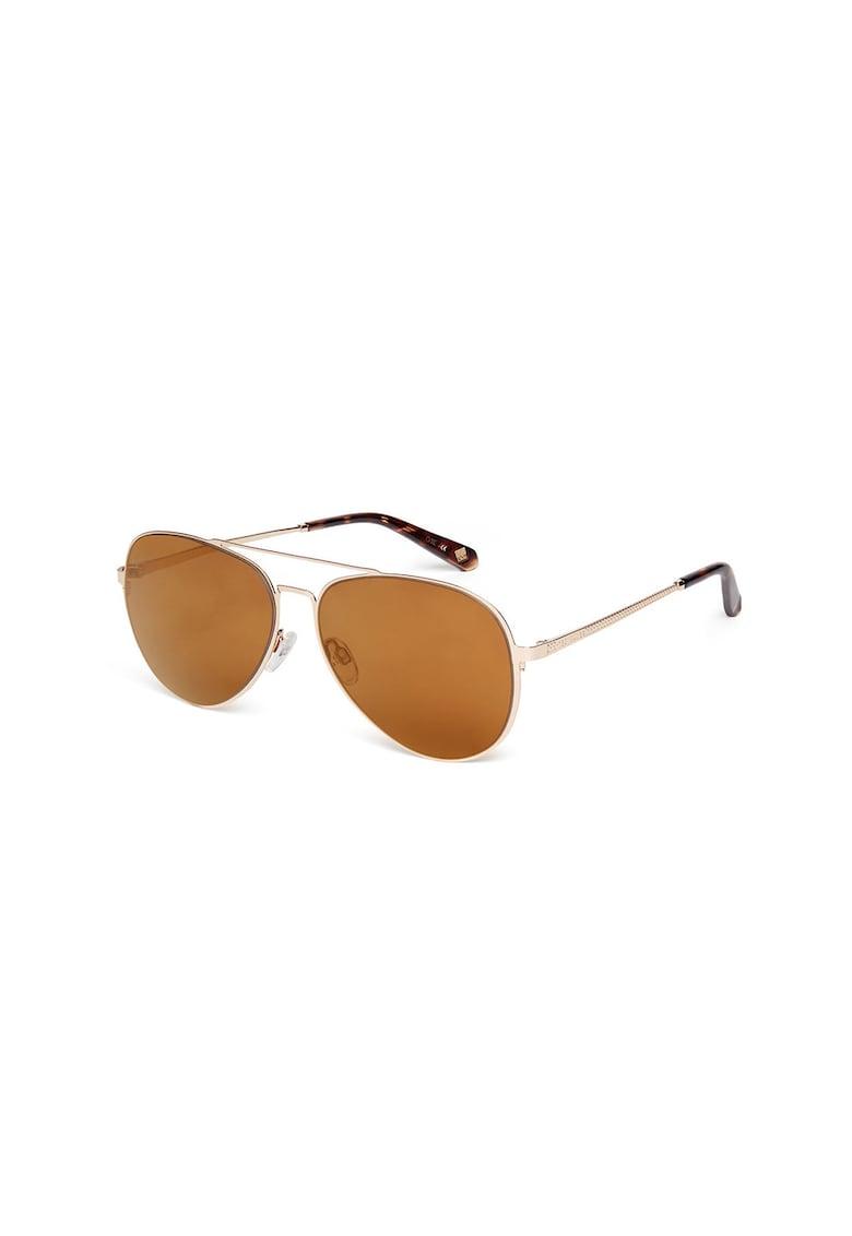 Ochelari de soare unisex aviator imagine fashiondays.ro Ted Baker