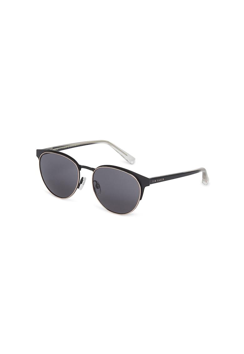 Ochelari de soare rotunzi imagine fashiondays.ro Ted Baker