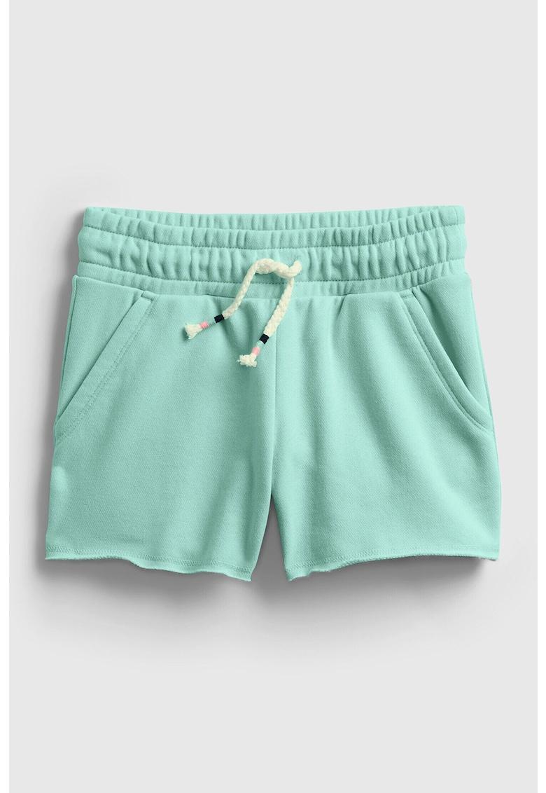GAP Pantaloni scurti de jerseu cu snur in talie