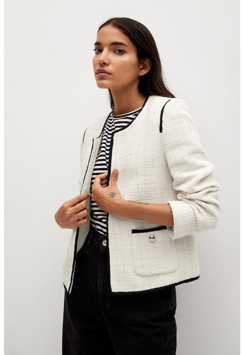 Sacou din tuid Alexa imagine fashiondays.ro 2021