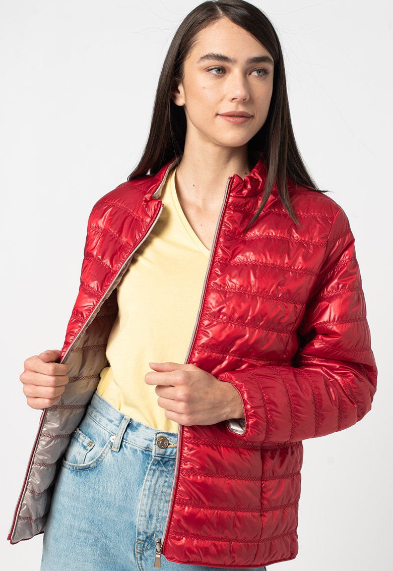 Jacheta reversibila cu vatelina subtire imagine fashiondays.ro 2021