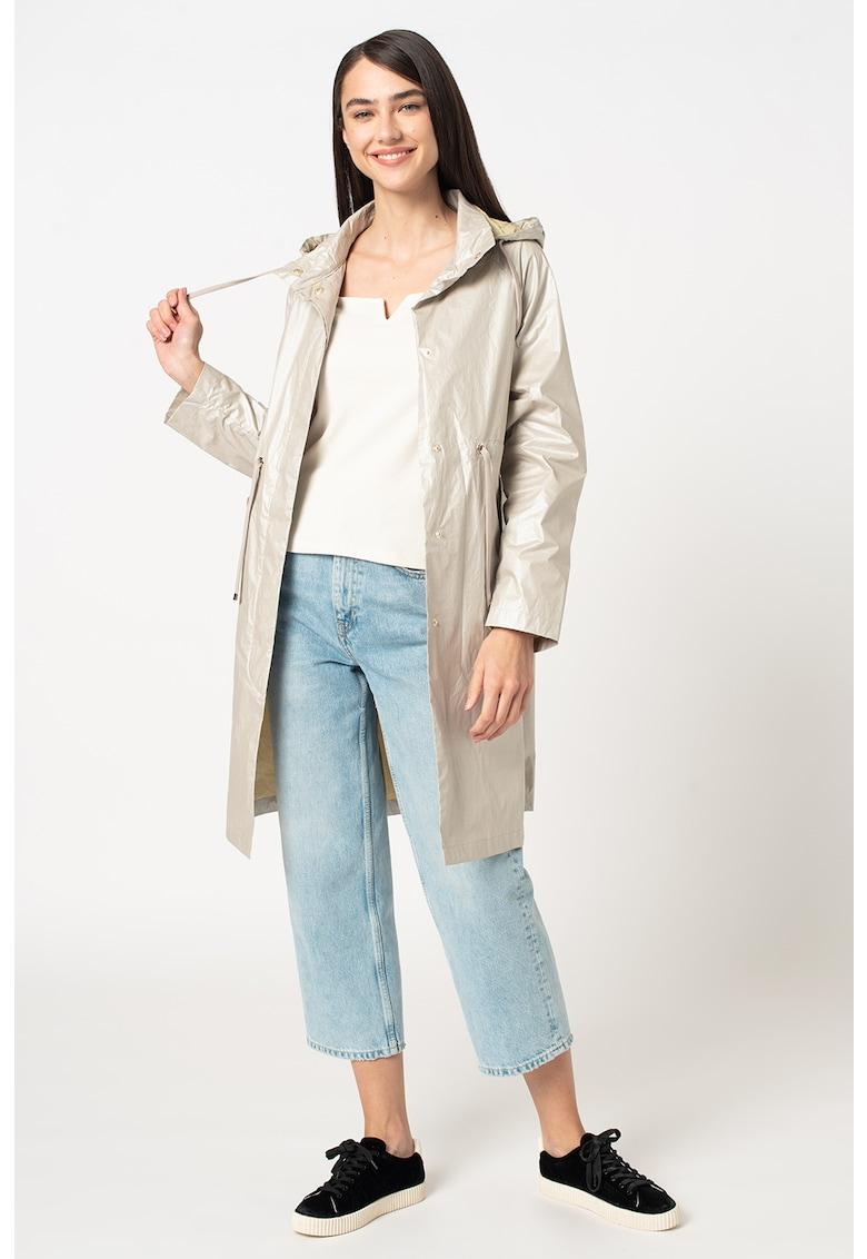 Jacheta usoara cu snur de ajustare imagine fashiondays.ro 2021