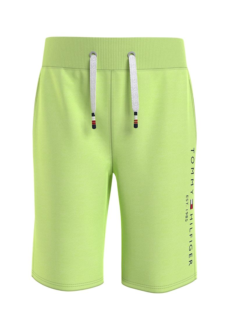 Bermude sport din bumbac organic imagine fashiondays.ro 2021
