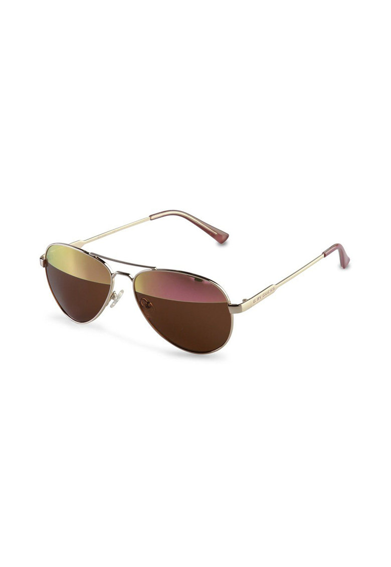 Ochelari de soare aviator imagine fashiondays.ro Guess