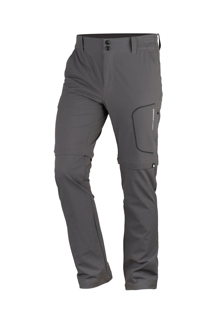 Pantaloni usori pentru trekking Kakelo NORTHFINDER fashiondays.ro