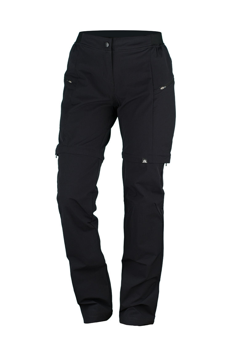 Pantaloni 2-in-1 pentru trekking si drumetii Viersa NORTHFINDER fashiondays.ro